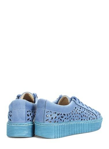 İnci Sneakers Mavi